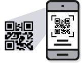 Your customer scan the QR