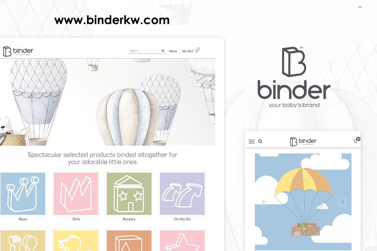 Binder Kuwait