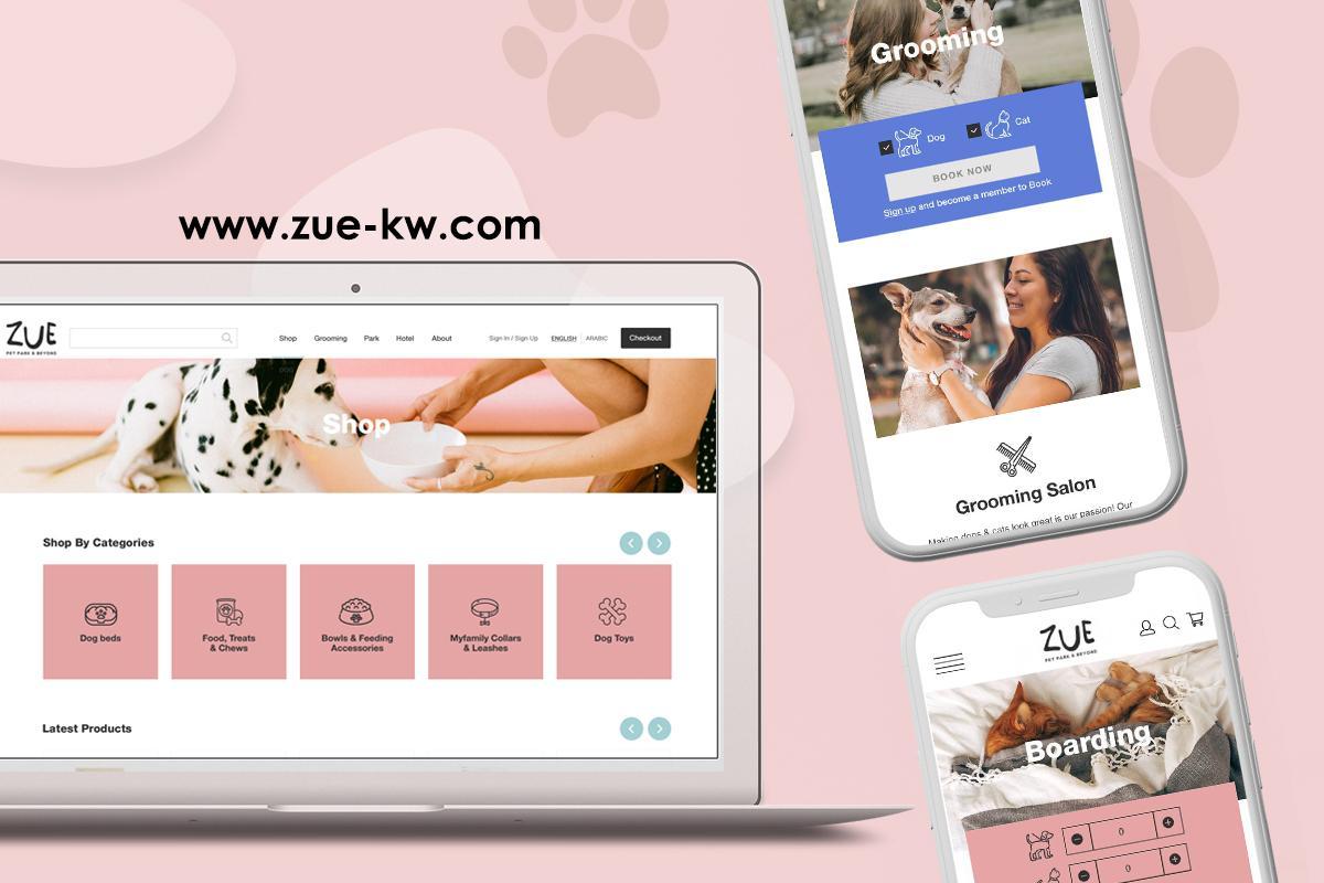 Zue Pet Kuwait